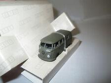 "BUB  Volkswagen  Bully  Bus  ""Panzerflugabwehrraketenbataillon 300"" 1:87  OVP !!"