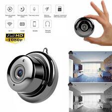 HD 1080P MINI TELECAMERA WIRELESS WIFI IR VISIONE NOTTURNA PER ESTERNO E INTERNO