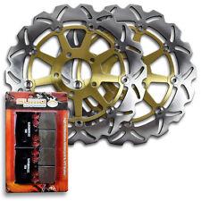 Suzuki Front Brake Rotor+Pads GSXR 600 [97-03] GSXR 750 [00-03] TL1000 S [97-01]