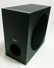 Sony Home Theater Subwoofer Speaker | SS-WS101 | 4 Surround Sound System | Wired