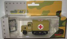 Herpa Military 745703 Magirus Maultier Koffer-LKW Rotes Kreuz 1:87 HO