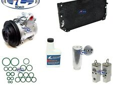 A/C Compressor and Condenser Kit Fits Toyota Corolla 1994-1997 10PA15C 67318