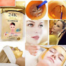 1Pack 24K Gold Active Face Mask Powder 50g Anti-Aging Luxury Spa Treatment UK
