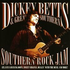 Dickey Betts & Great Southern Southern Rock Jam CD NEW SEALED Allman Brothers