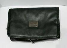 M&S Black Autograph Homme Travel Cosmetic Toiletry Bag Hanging Organiser