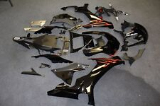 2015-2017 15 16 17 YAMAHA YZF-R1 OEM FAIRING KIT BLACK/ ORANGE NEW!!!