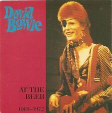 David Bowie at the Beeb cd rare