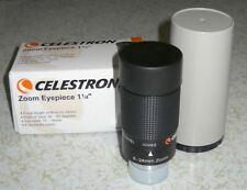 Celestron 8-24mm Zoom 1-1/4� Eyepiece. New In Box.