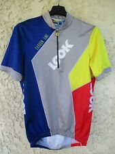 Maillot cycliste LOOK CARBON LINE by CASTELLI shirt maglia vintage jersey M