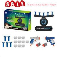 Floating Target Airshot Game Foam Dart Blaster Shooting Ball Toy Kid Xmas Gifts