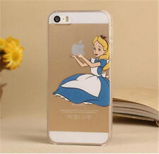 "Cute Cartoon Transparent Hard Protection Phone Case Cover For 4.7"" iPhone 6"