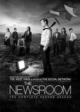 The Newsroom: The Complete Second Season (DVD, 2014, 4-Disc Set)