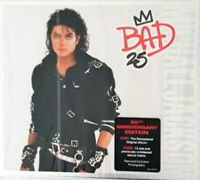 Michael Jackson ‎– Bad 25 Th Anniversary Edition Cd Sealed (2 Disc-Set)