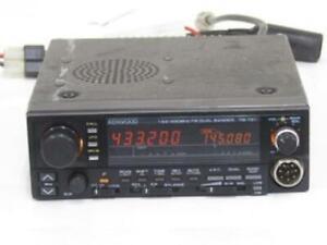 KENWOOD TM-721 144 / 430MHz FM10W Amateur Ham Radio transceiver