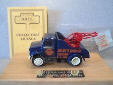 Sun Motor Co 1:50 156W WMTC Bedford OS Breakdown Truck  'SELBY's' Plinth version