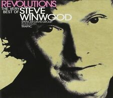 STEVE WINWOOD ( NEW SEALED CD ) REVOLUTIONS : THE VERY BEST OF / GREATEST HITS
