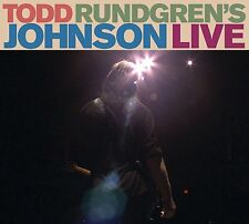 TODD RUNDGREN New Sealed 2017 LIVE CONCERT & MORE DVD & CD BOXSET