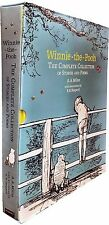 Winnie The Pooh The Complete Box Set Collection Of Stories And Poems