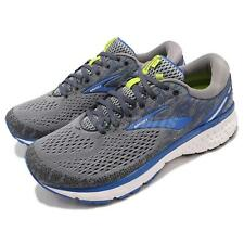 12a8ee725a5 Brooks Ghost 11 4E Extra Wide Grey Blue Silver Men Running Shoes 110288 4E