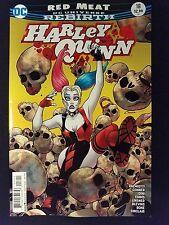 Harley Quinn # 18 DC Universe Rebirth (1st Print)