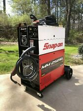 Nice Snap On Tools Mm250sl Mig Gas Welder With Extras Muscle Mig