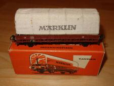 Märklin H0 4609 bzw 313/3 Planewagen, in OVP