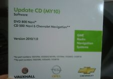 OPEL CD500 DVD800 Navi Software Betriebssoftware update + Russische Sprache