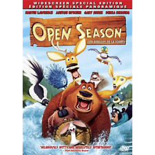 Open Season Special Edition DVD