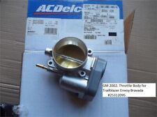 GM 2002 Throttle Body for Trailblazer Envoy Bravada #25312095
