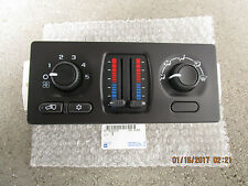 03 - 04 CHEVY AVALANCHE 4D CAB A/C HEATER CLIMATE TEMPERATURE CONTROL OEM NEW