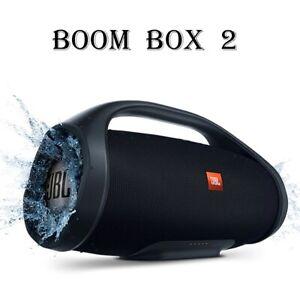 Boombox Mini 3 2 Speaker Bluetooth Ipx7 Waterproof Sound Deep Partybox Speak