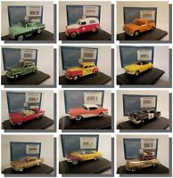 American Cars 1/87 Scale. Brand NEW, Oxford Diecast. (Fabulous Postage deals).
