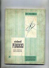 ORIENTAMENTI PEDAGOGICI-RIVISTA PER GLI EDUCATORI # SEI 1955
