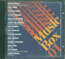 Frequenz Music Box - Elvis Presley/Caterina Valente/Sinatra/Anka Cd