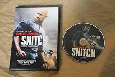 USED Snitch DVD (NTSC)