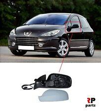 Para Peugeot 307 2005 - 2007 IMPRIMADO Ala Espejo eléctrico climatizada Izquierda N/S LHD