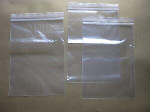 Druckverschlussbeutel Zip-Tüten Schnellverschlussbeutel Zip-Beutel Zipper-Bags °