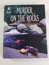 BePuzzled Murder on the Rocks A Mystery Jigsaw Thriller 1000 Piece Jigsaw Puzzle
