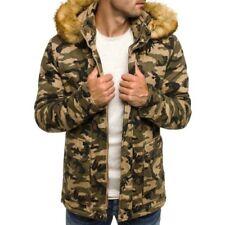 Cappotti e giacche da uomo stile parka con cappuccio taglia S