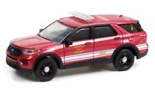 Pre-Order Detroit Fire Department - 2020 Ford Police Interceptor Utility