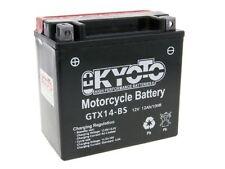 BATTERIA  KYOTO GTX14-BS 712140 Kawasaki VN Drifter - 800 cc - anni: 1993 - 2001