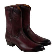 Frye Leather Slip On Boots for Men