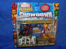 "Marvel Legends ShowDown 3.75"" Colossus Vs Magneto Starter Set Toy Biz"
