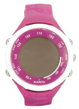 SUUNTO WOMEN'S T1C HEART RATE MONITOR FITNESS SPORT WATCH, TRUE FUCHSIA WHITE