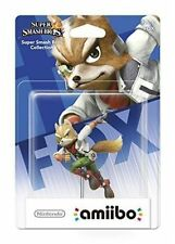 Amiibo Smash Fox #6 Figur Nintendo Wii U