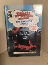 Thomas The Tank Engine No Joke for James Buzz Books The Rev. W. Awdry