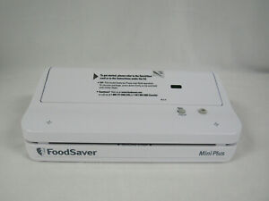 Food Saver Mini Plus Vacuum Food Saver EUC With Bags