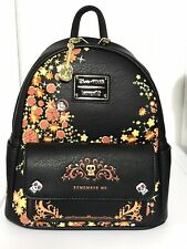 Loungefly Disney Pixar Coco Remember Me Mini Backpack NWT