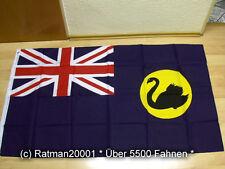 Fahnen Flagge Westaustralien  - 90 x 150 cm