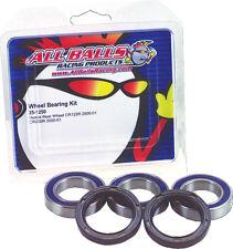 All Balls (4) Front/Rear Wheel Bearing Kit Polaris RZR 4 800 25-1628 25-1150